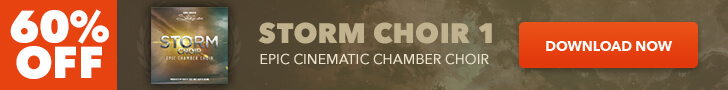 60% off Strezov Sampling Storm Choir 1 for Kontakt