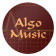 AlgoMusic logo