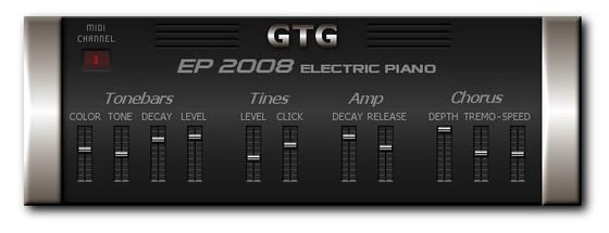 GTG Synths GTG EP 2008