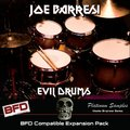 Joe Barresi Evil Drums BFD Expansion Pack