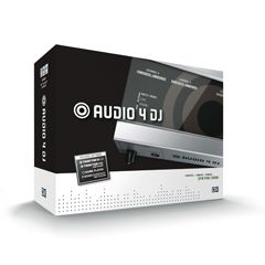 Native Instruments AUDIO 4 DJ