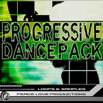 Peace Love Productions Progressive Dance Pack