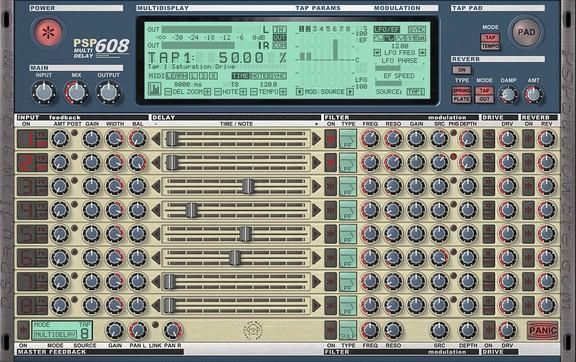 PSP 608 MD