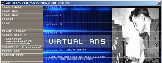 Virtual ANS