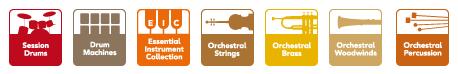 Ableton instruments