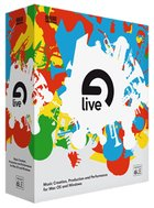 Ableton Live 6 LE box