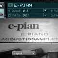 Acousticsamples E-Pian