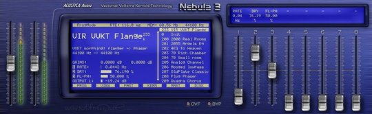 Acustica Audio Nebula 3