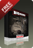 Analogue Drums Big Mono