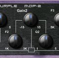 Antress Modern Deep Purple MDP-2