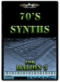AudioWarrior 70's Synths for HALion