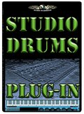 AudioWarrior Studio Drums Plugin