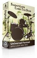 BandmateLoops.com Classic Jazz Drums