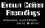 Brown Coffee Recordings