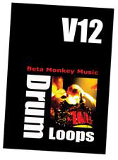 Beta Monkey Music Drum Werks XII