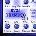 BV Music BV26 v26.1