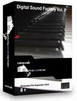 Cakewalk Digital Sound Factory Volume 1 Dimension Pro Expansion Pack