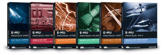 E-MU Proteus Pack