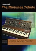 Cakewalk Minimoog Tribute Expansion Pack