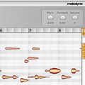 Celemony Melodyne editor