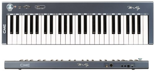CME M-Key MIDI keyboard