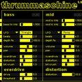 de la Mancha thrummaschine v1.0