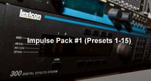 Eric Beam Lexicon 300 impulse response pack #1