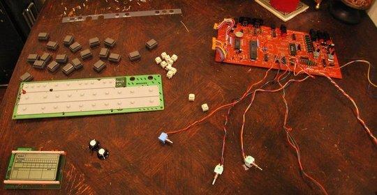 Circuit Bent TR-505