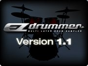 Toontrack EZdrummer v1.1 update