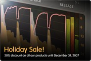 FabFilter Holiday Sale