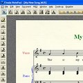 MakeMusic Finale Notepad