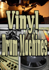 Goldbaby Productions Vinyl Drum Machines