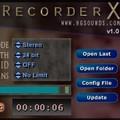 Homegrown Sounds HGS WAV Recorder X