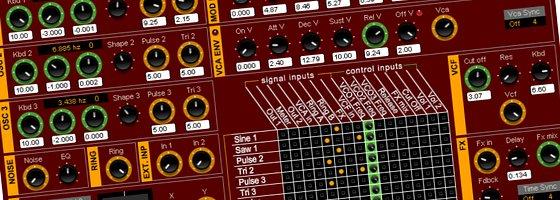 KX77FREE KX-Synth-X16