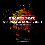 Loopmasters Broken Beat, Nu Jazz & Soul Vol.1