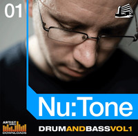 Loopmasters Nu:Tone Drum and Bass vol 1