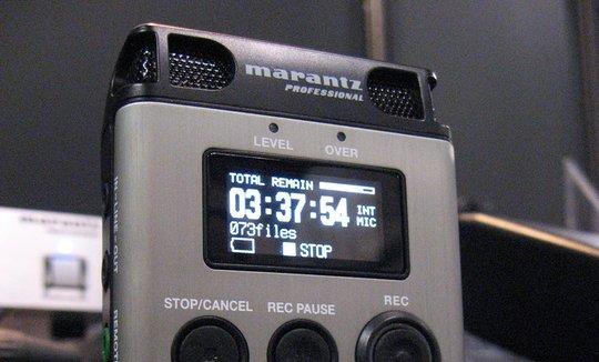 Marantz PMD620