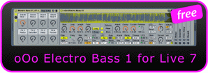 Meyer Musicmedia Electro Bass 1