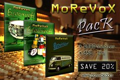 Morevox PACK