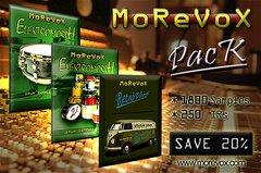 Morevox PACK