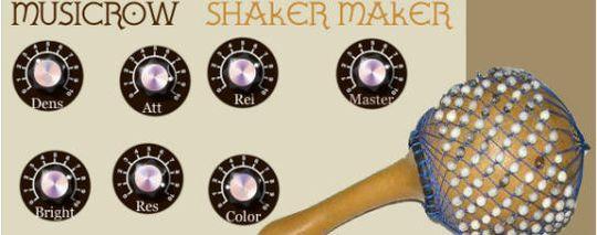 Musicrow Shaker Maker