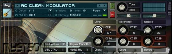 Myst Sonic AC Clean Modulator