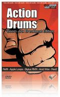 Nine Volt Audio Action Drums: Boom Jinx Breakbeat Edition