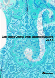 PowerFX Gabi Masso Oriental String Sessions Vol. 1-3