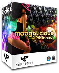 Prime Loops Moogalicious Funk Loops