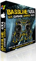 Producer Pack Bassline & 4x4 UK Garage