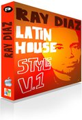 Producer Pack Ray Diaz - Latin House Style v.1