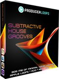 Producer Loops Subtractive House Grooves