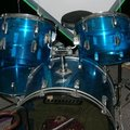 Real Music Media Vistalite drum set