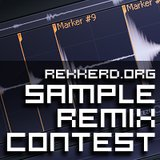 rekkerd sample remix contest